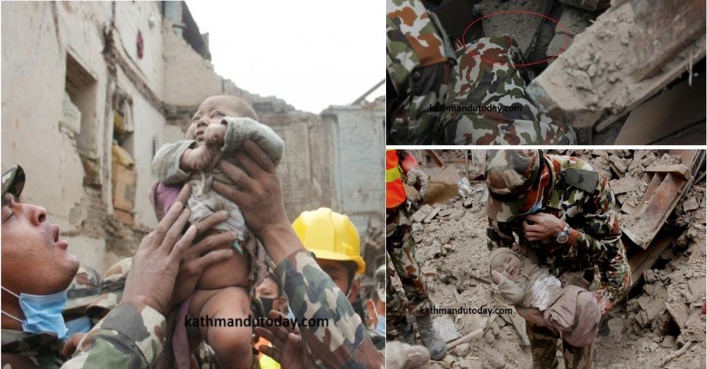 ネパール地震報告会