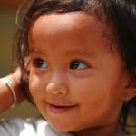 ヒマラヤの子ども