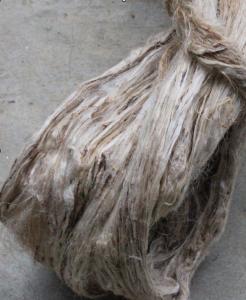 ヒマラヤイラクサ繊維
